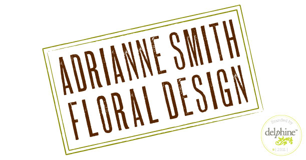 delphine graphic design studio adrianne smith logo